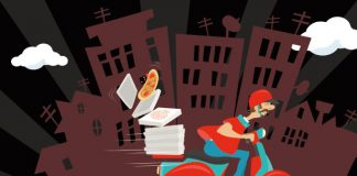 Nanjing Late-Night Delivery Grows up to 600 Percent